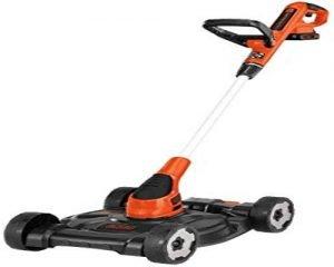 BLACK+DECKER 3-in-1 cordless lawn mower