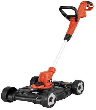 Black+Decker Lawnmower