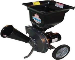 Patriot Products Leaf Shredder
