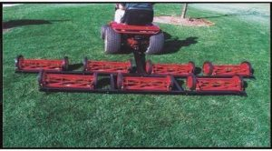 ProMow 7 Gang Reel Finish Cut Lawn Mower