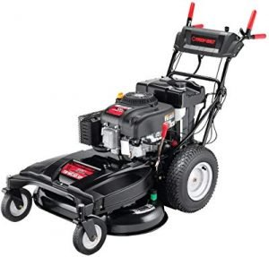 Troy-Bilt WC33 walk behind