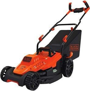 Black + Decker 15-inch lawn mower