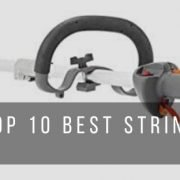 Top 10 best string trimmers