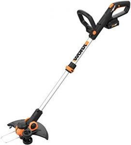 Worx power share trimmer