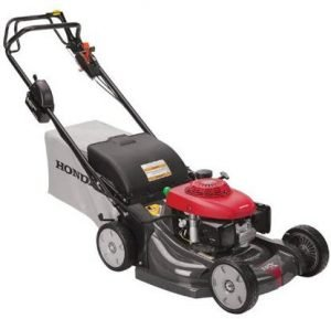 Honda HRX series lawn mower