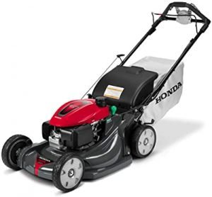 Honda 4-in-1 lawn mower