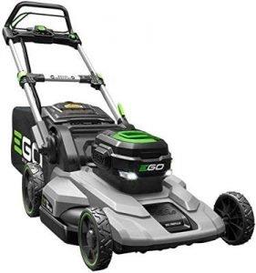 Ego 21 inch cordless lawn mower